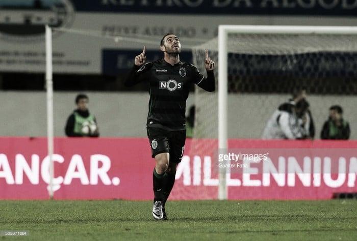 Bruno César: «Ambiente aqui é bem diferente daquele que vivi no Benfica»
