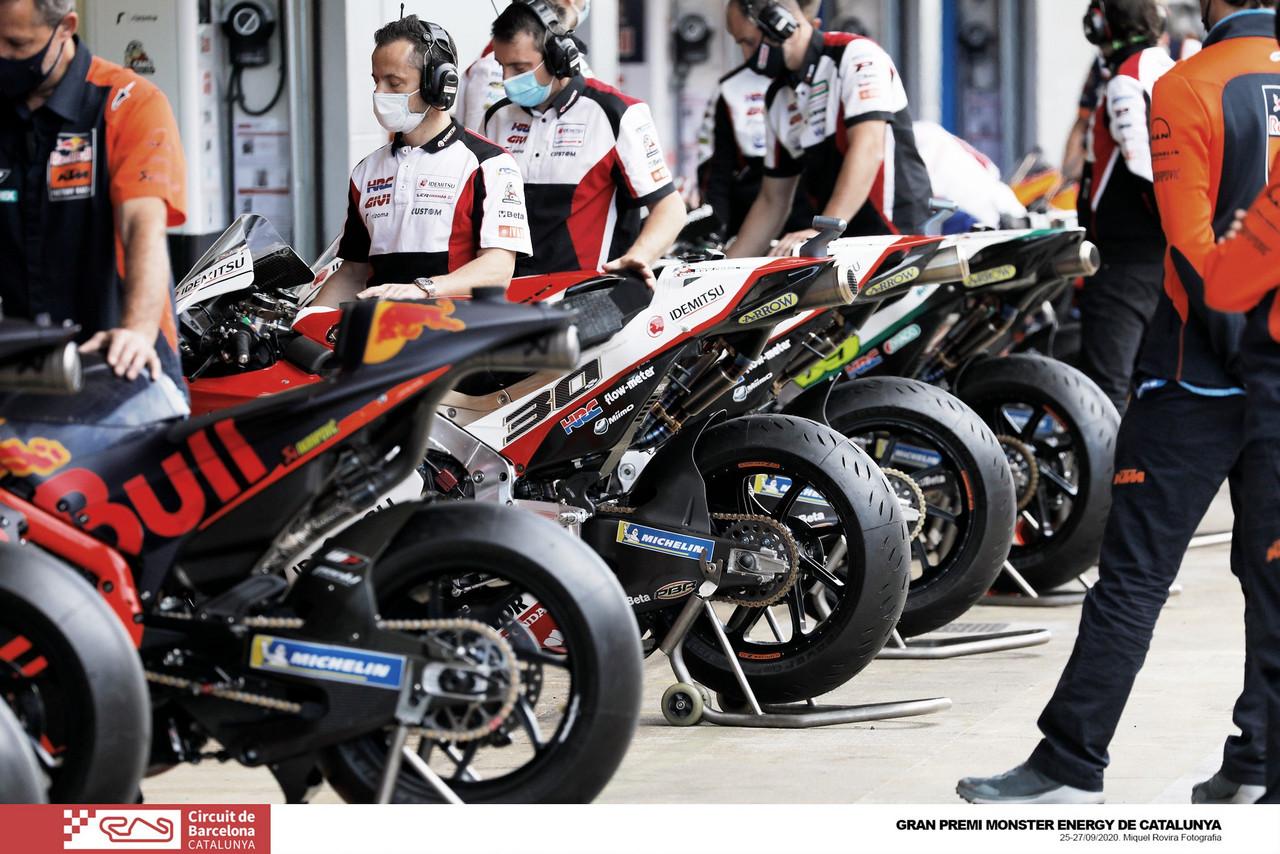 Michelin evalúa el Gran Premio de Barcelona