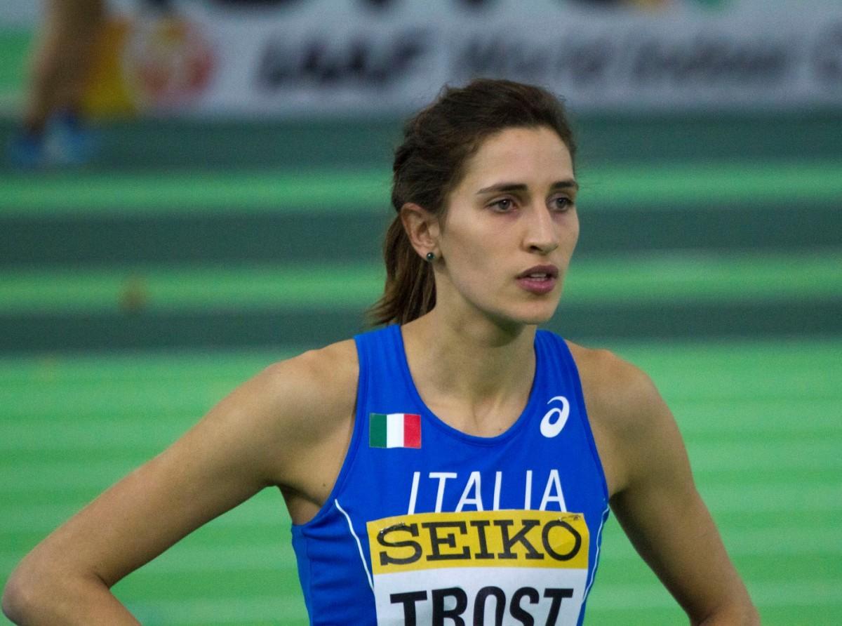 Atletica - Campionati italiani assoluti indoor: la Trost si impone nell'alto, 60hs a Fofana