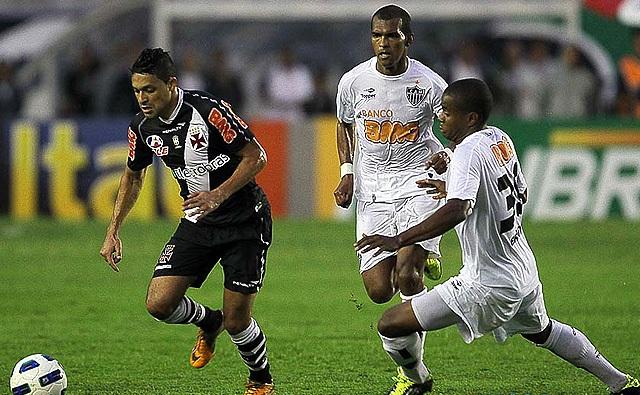 Mesmo sem quatro titulares e jogando fora de casa, Galo enfrenta Vasco como favorito
