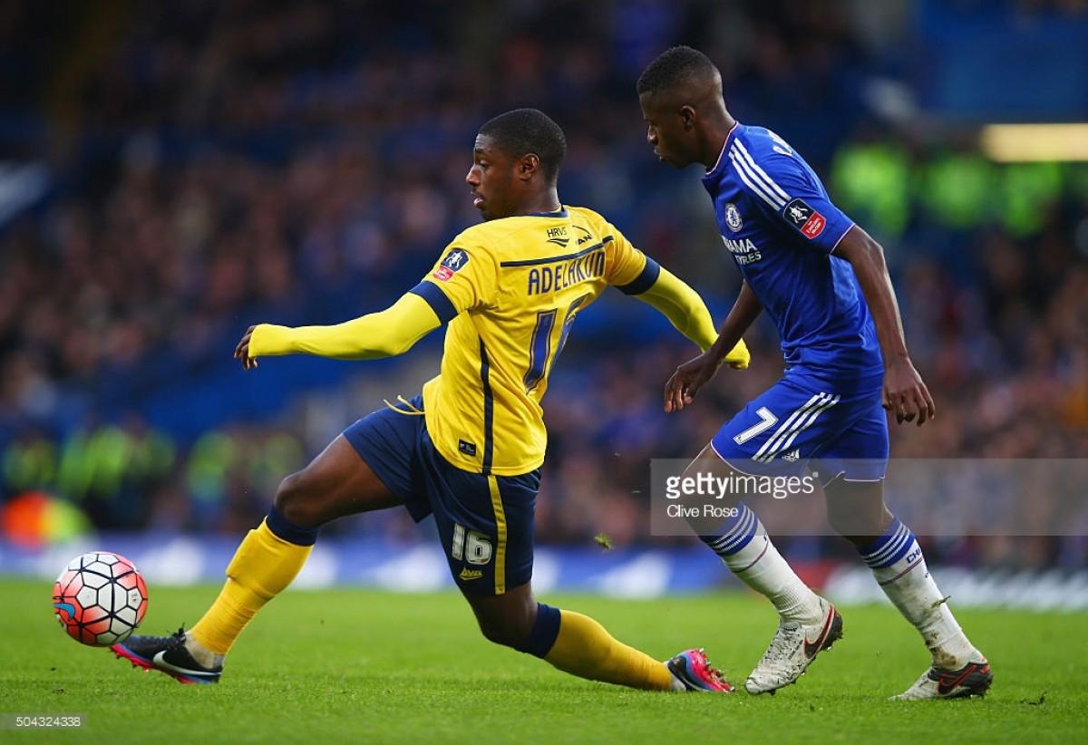 Hakeeb Adelakun signs for Bristol City