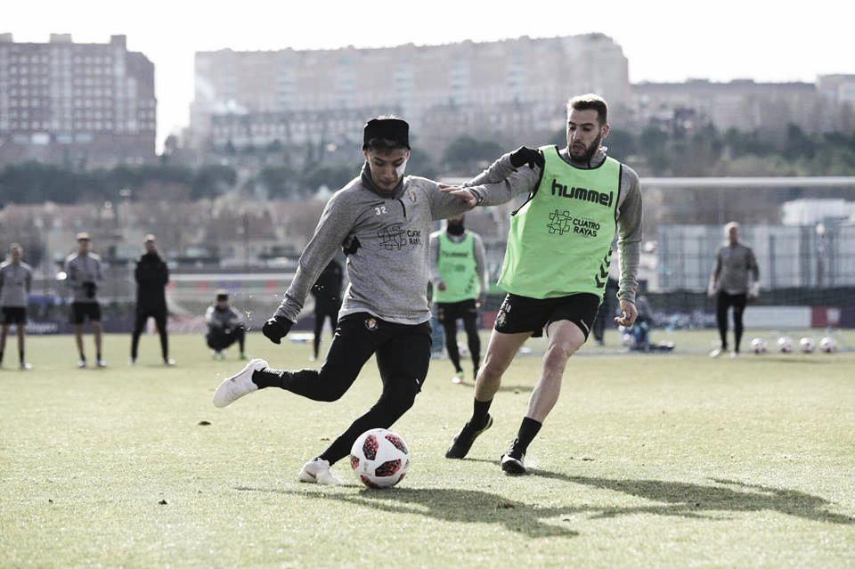 El Real Valladolid prepara doble compromiso frente al Getafe y Levante
