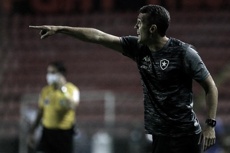 <span>Bruno Lazaroni (Foto: Vítor Silva/Botafogo)</span>