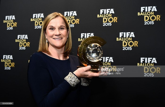 Opinion: FIFA's Shortlist for Women's Coach of the Year is little short of a joke