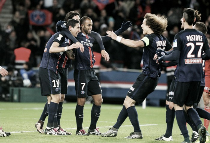 Psg supera lyon com gol de lucas e segue vivo na coupe de - Billetterie psg lyon coupe de la ligue ...