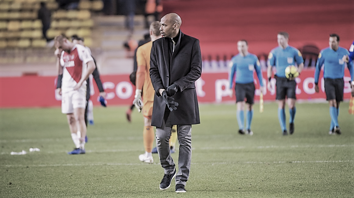 Oficial: Thierry henry suspendido de su cargo como DT