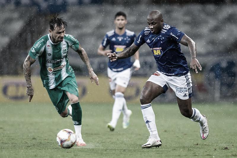 Cruzeiro e Juventude, pelo Campeonato Brasileiro, no Mineirão (Foto: Bruno Haddad/Cruzeiro)