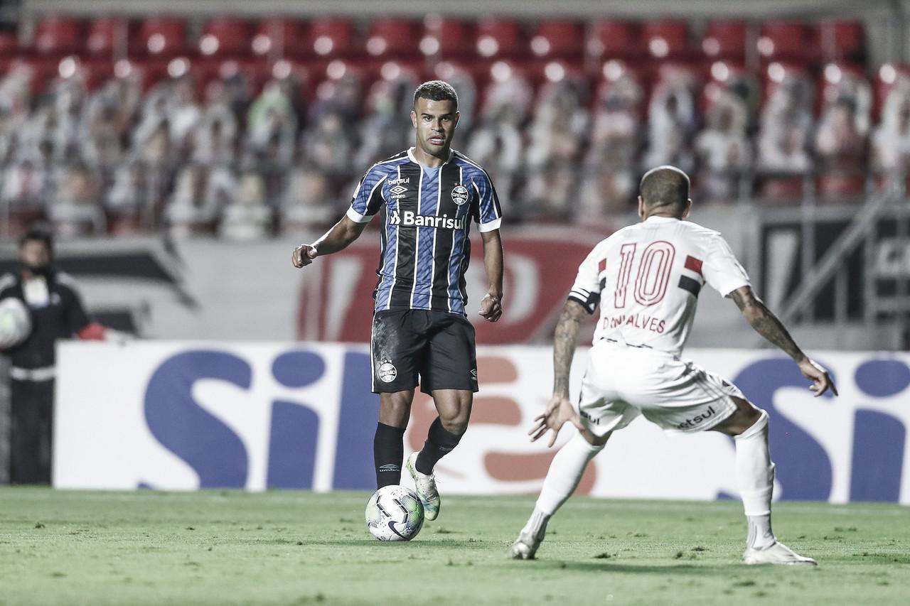 Vale vaga na final: Grêmio recebe São Paulo em Porto Alegre pela Copa do Brasil
