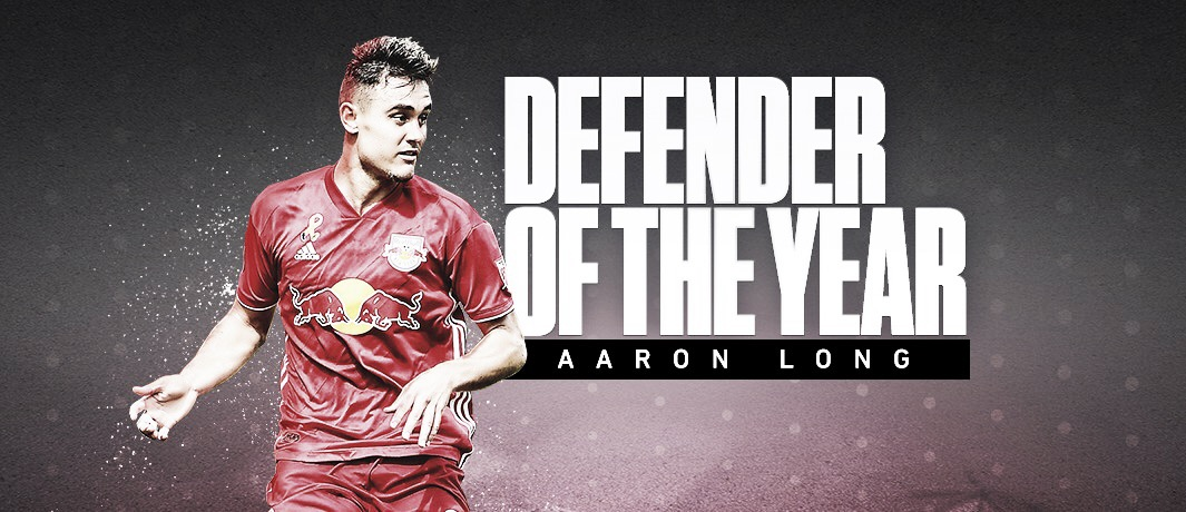 Aaron Long, MLS Defensa del Año 2018