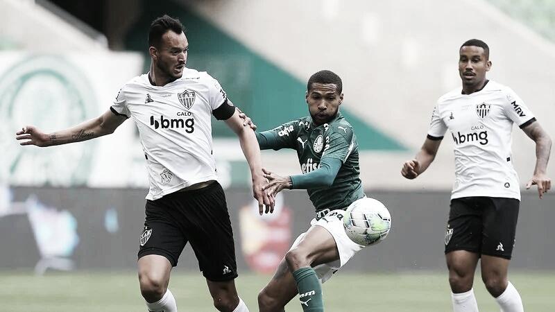Atlético-MG recebe Palmeiras em jogo de situações já definidas no Brasileirão