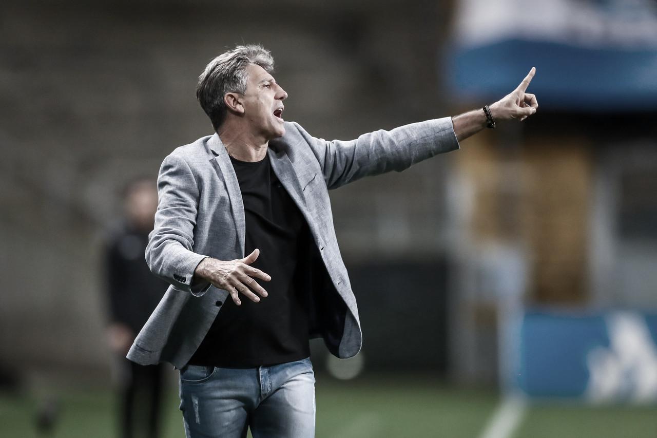 """Renato dispara: """"Quando eu tiver R$ 200 milhões, cobrem futebol bonito"""""""