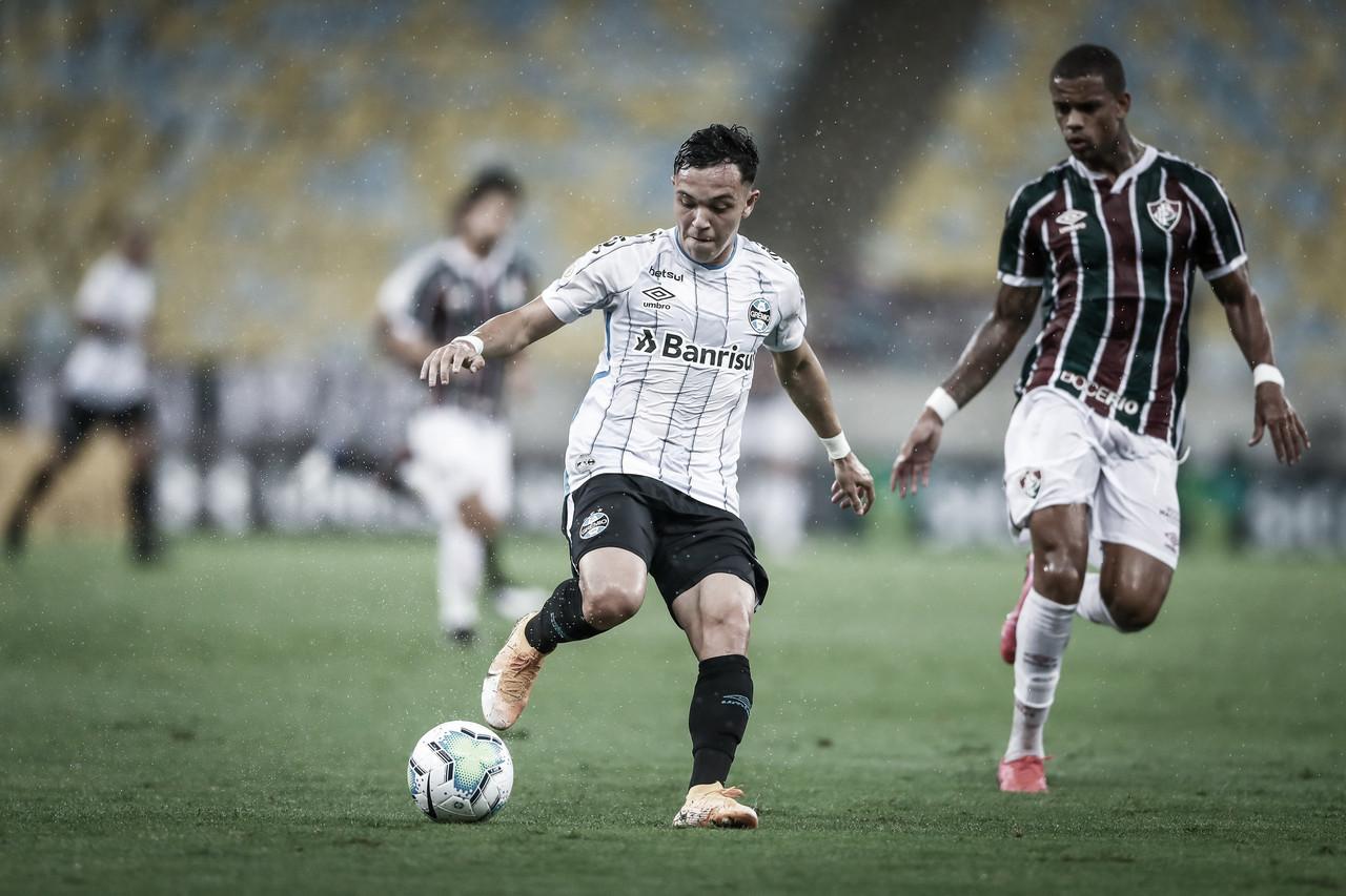 Pepê volta a marcar, Grêmio tem boa atuação e supera Fluminense no Maracanã