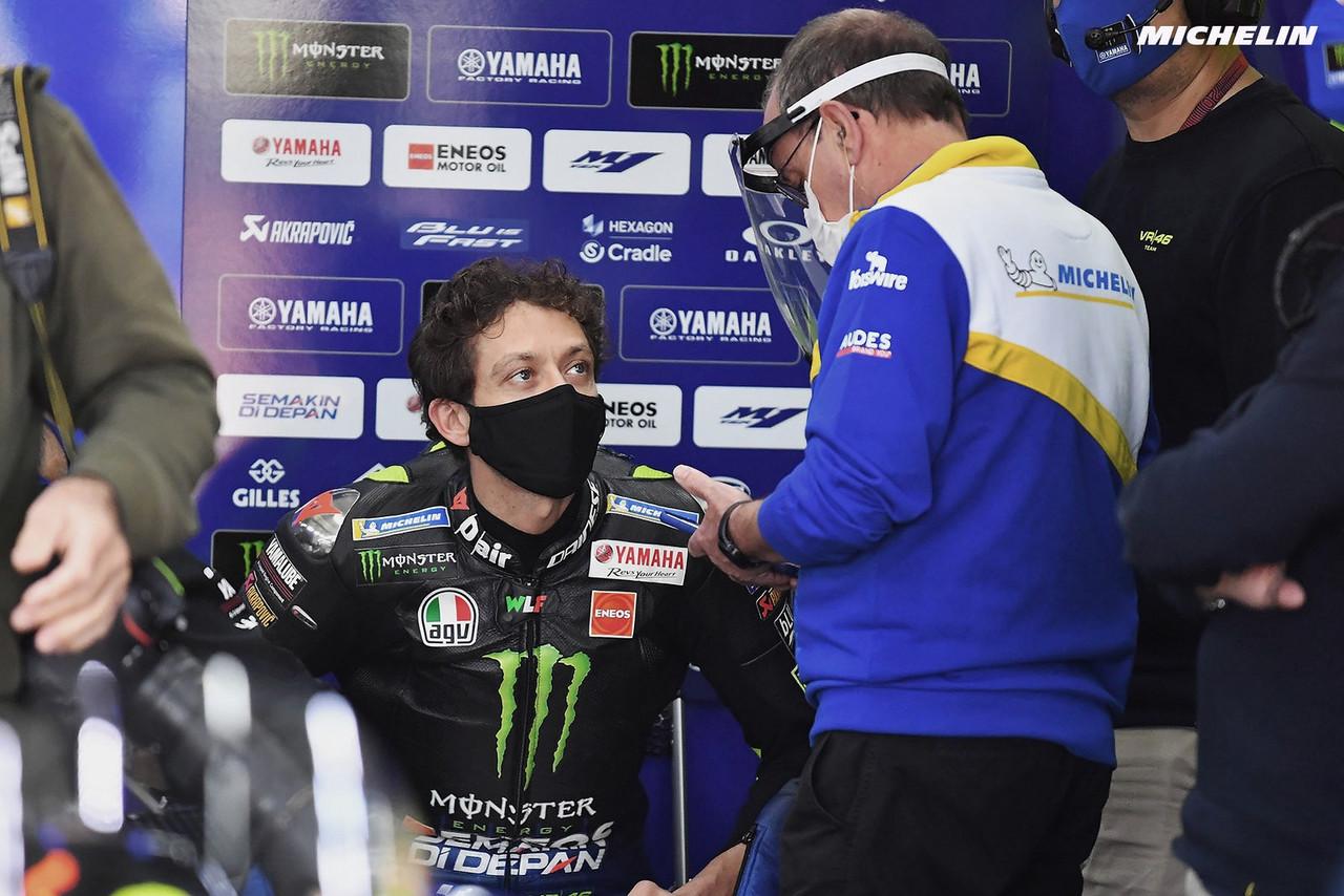 Rossi competirá este fin de semana en las 12 horas del Golfo