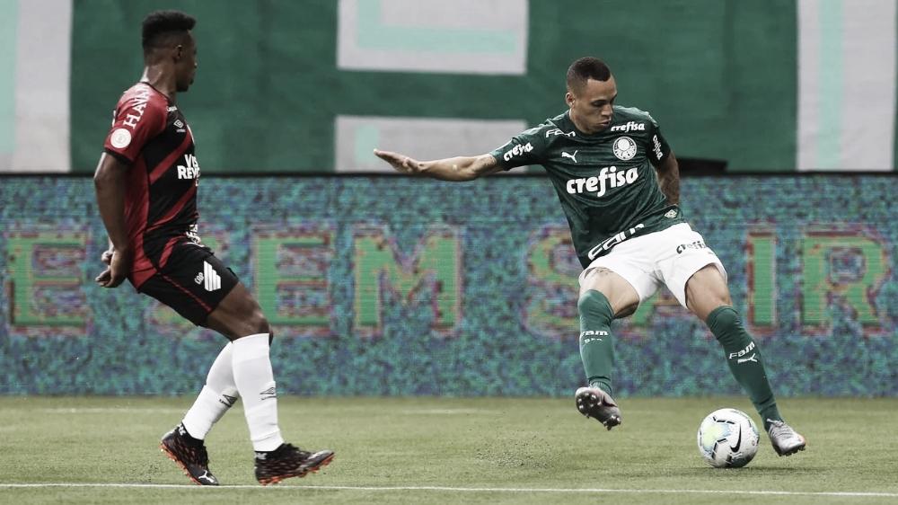 Palmeiras recebe Athletico-PR para se recuperar no Brasileirão