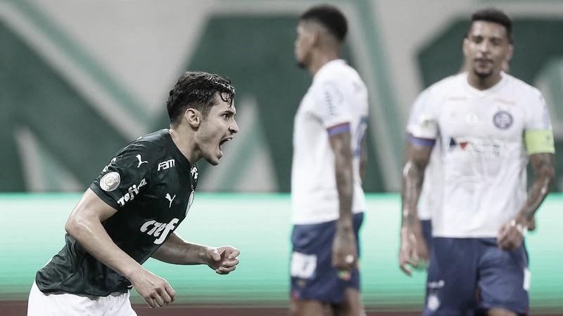 """Auxiliar-técnico do Palmeiras afirma: """"Existem jogos muito importantes (...) para nós, todos são"""""""