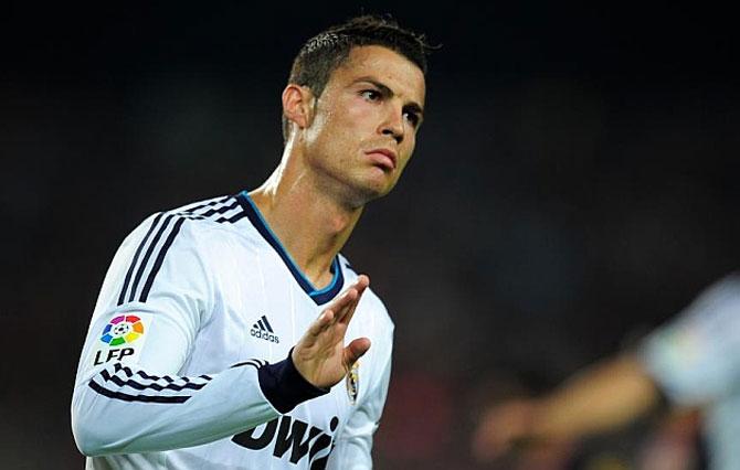 Cristiano Ronaldo, máximo goleador de la Champions League