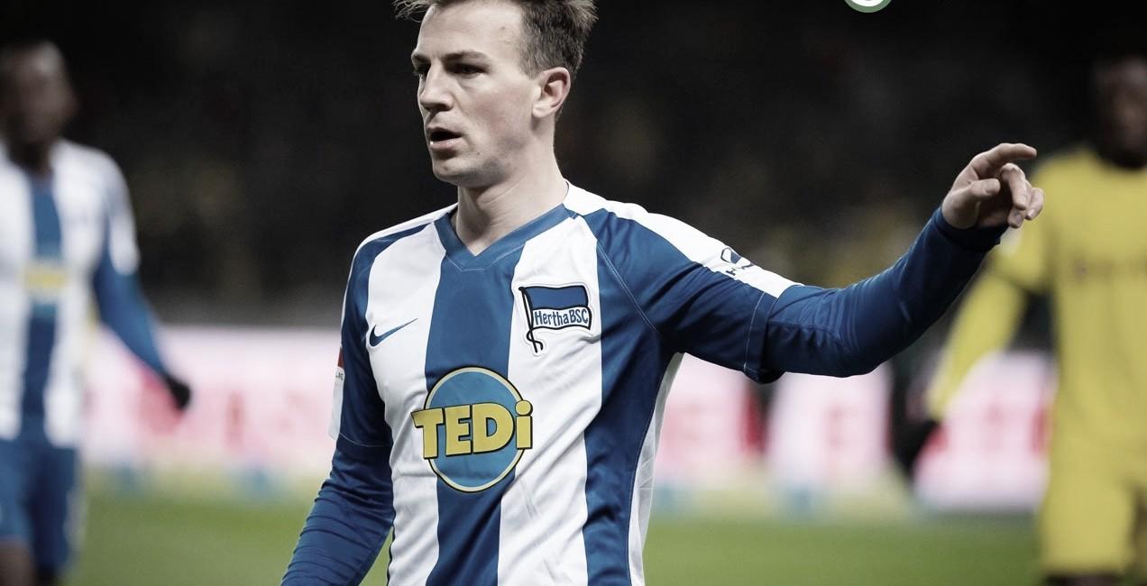 Após derrota parao Dortmund, Darida afirma que Hertha poderia ser 'mais corajoso'