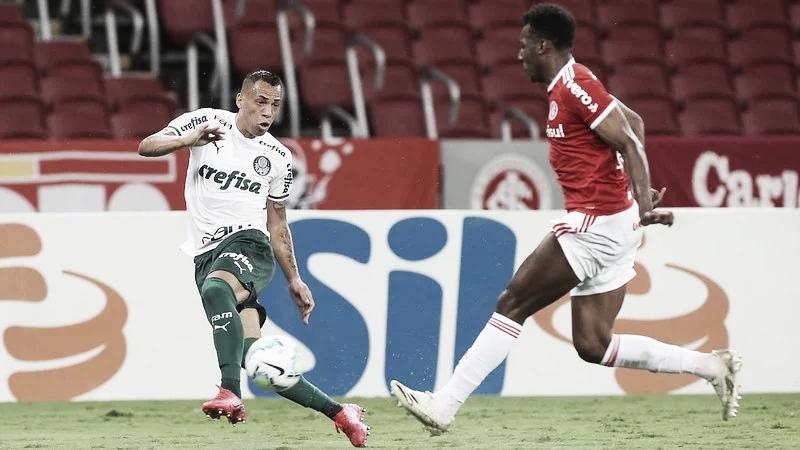 Para subir na tabela, Internacional encara Palmeiras pelo Brasileirão