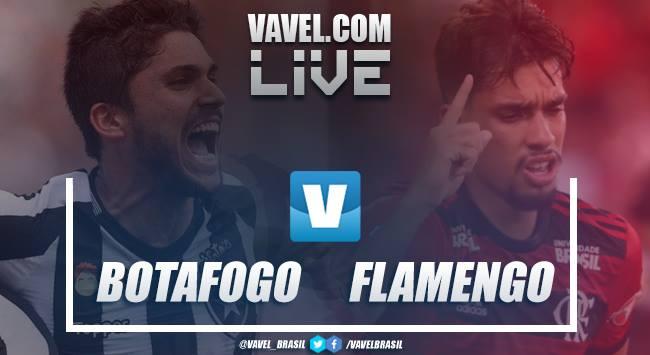 Resultado e gols do jogo Botafogo 1x2 Flamengo na Taça Guanabara 2019