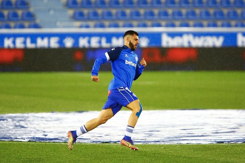 """Luis Rioja: """"Hemos jugado mejor y el equipo ha merecido la victoria"""""""