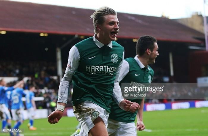 Nottingham Forest sign Hibernian striker Jason Cummings for an undisclosed fee