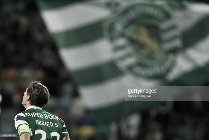 """Adrien Silva no """"derby""""? - As condicionantes para Jesus"""