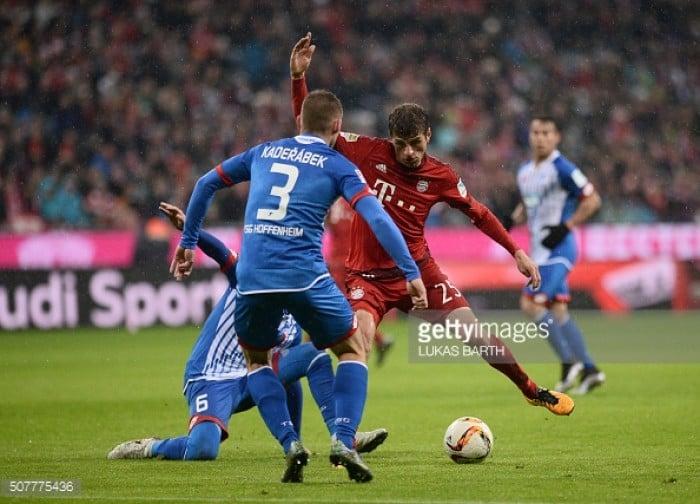 Bayern Munich vs TSG 1899 Hoffenheim Preview: Two unbeaten sides do battle at the Allianz Arena