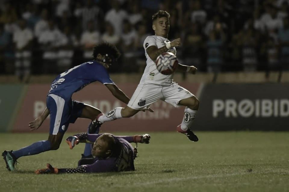 Soteldo é pré-convocado para a Copa América e pode ser desfalque no Santos
