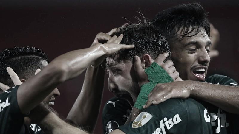 Palmeiras une eficiência à inteligência e vence River Plate na Argentina