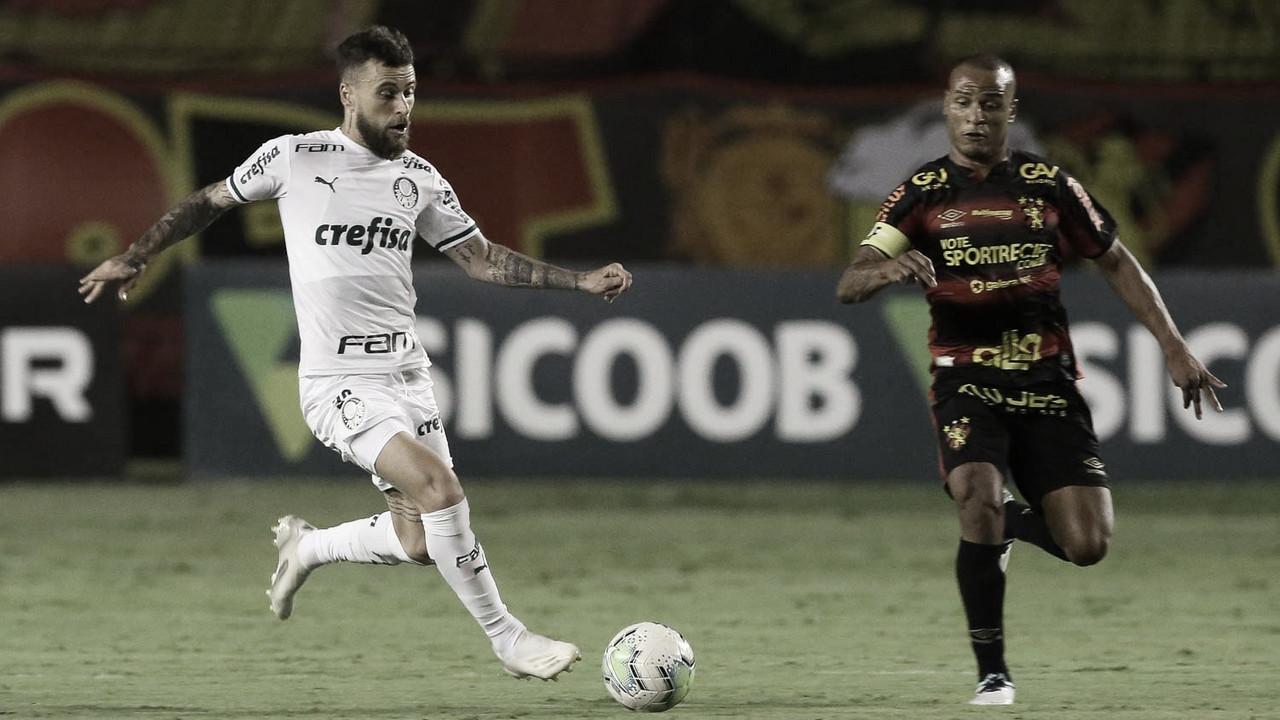 Sport visa quebra de sequência negativa no Brasileiro em duelo contra Palmeiras