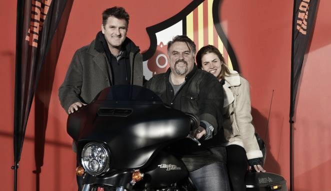 Harley Davidson y Jeep, nuevos patrocinadores del CF Reus