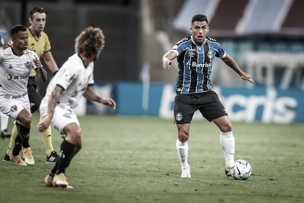 Grêmio e Atlético-MG ficam no empate e se complicam na briga pelo título