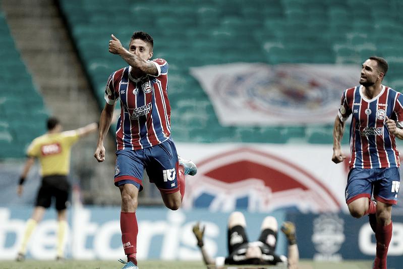 Bahia vence Corinthians na Fonte Nova e respira na luta contra Z-4