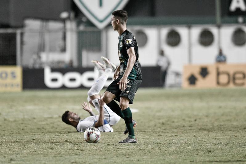 América-MG faz belo primeiro tempo, mas toma gol do Avaí e perde título da Série B no saldo de gols
