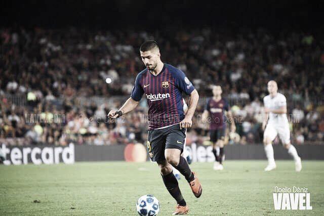 Luis Suárez se cuela en el top 5 de goleadores históricos del FC Barcelona