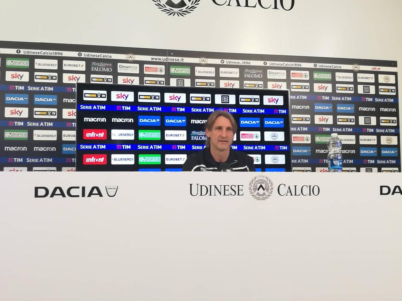 """Udinese - Nicola: """"Faremo altro sul mercato, Lasagna out, Okaka da valutare"""""""