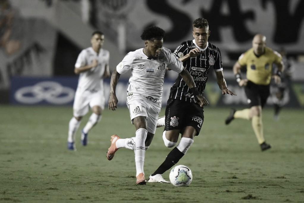 """Mesmo com derrota para Santos, Ramiro mira Libertadores: """"Vamos brigar até o final"""""""