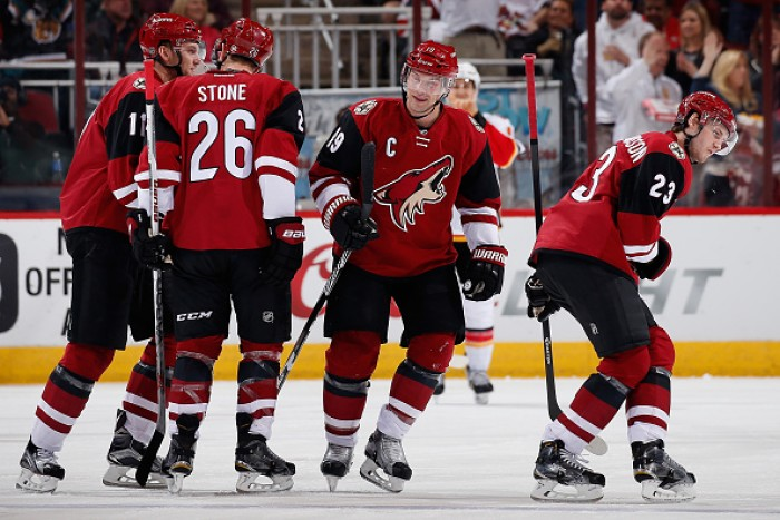 Arizona Coyotes' Inconsistency Continues As Playoff Chances Get Slimmer