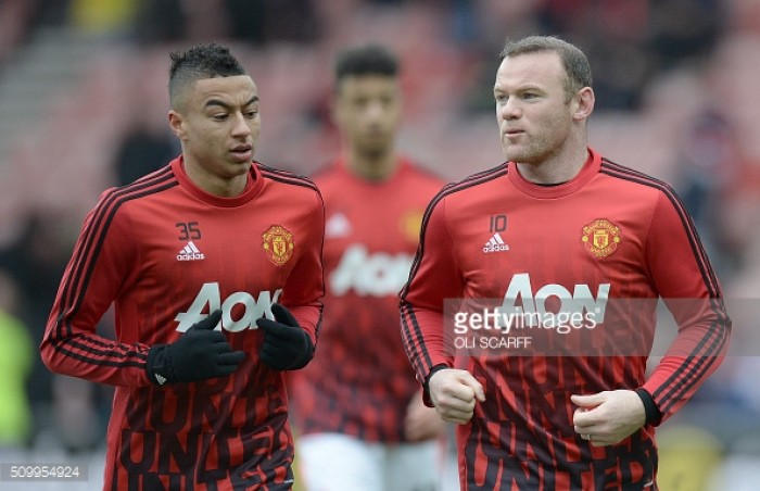Rooney remains a key figure for club and country, insists teammate Lingard