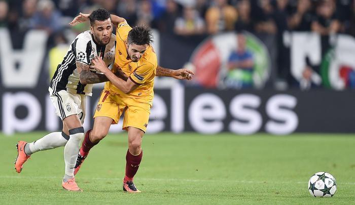 Juve - Siviglia 0-0: soddisfazione per Sampaoli e Vazquez. Le voci andaluse