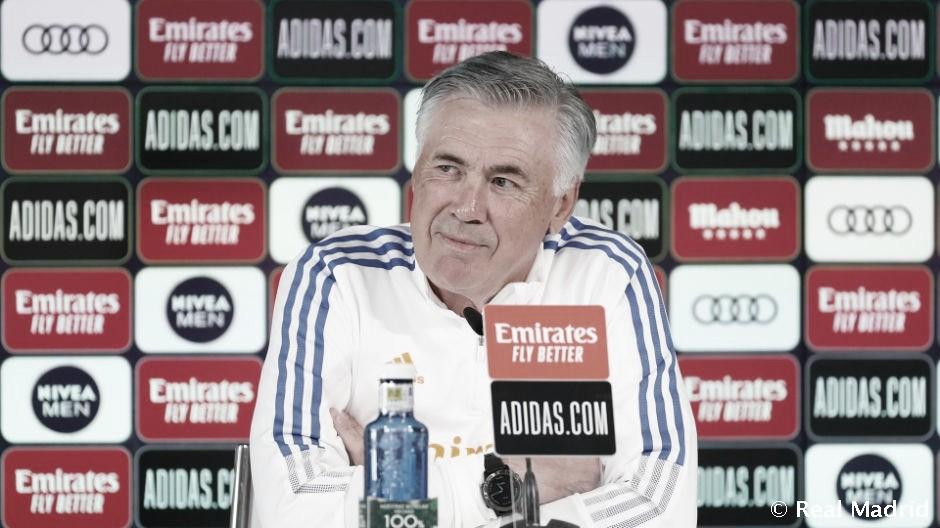 """Ancelotti: """"El resultado frente al Mallorca fue demasiado amplio"""""""