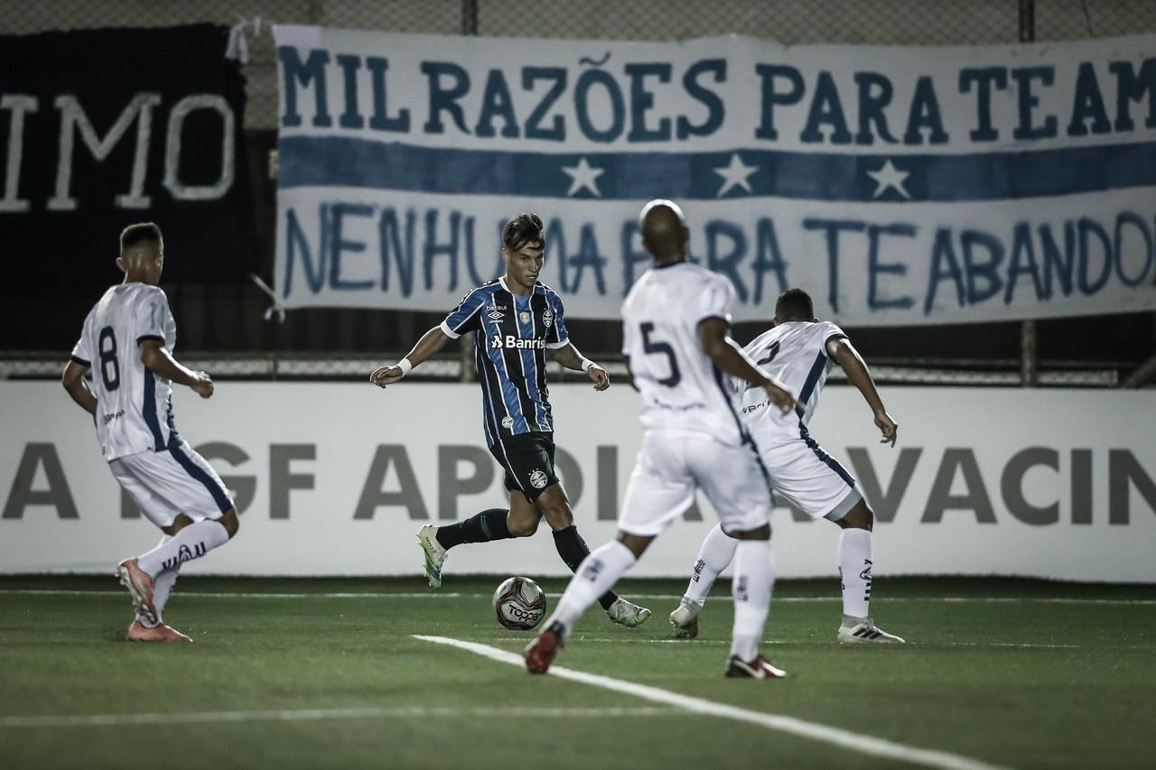 Grêmio arranca empate com São José em jogo atrasado pelo Gauchão