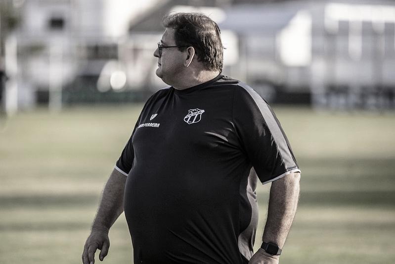 Após revés contra América-MG e sequência ruim mantida, Ceará demite Guto Ferreira