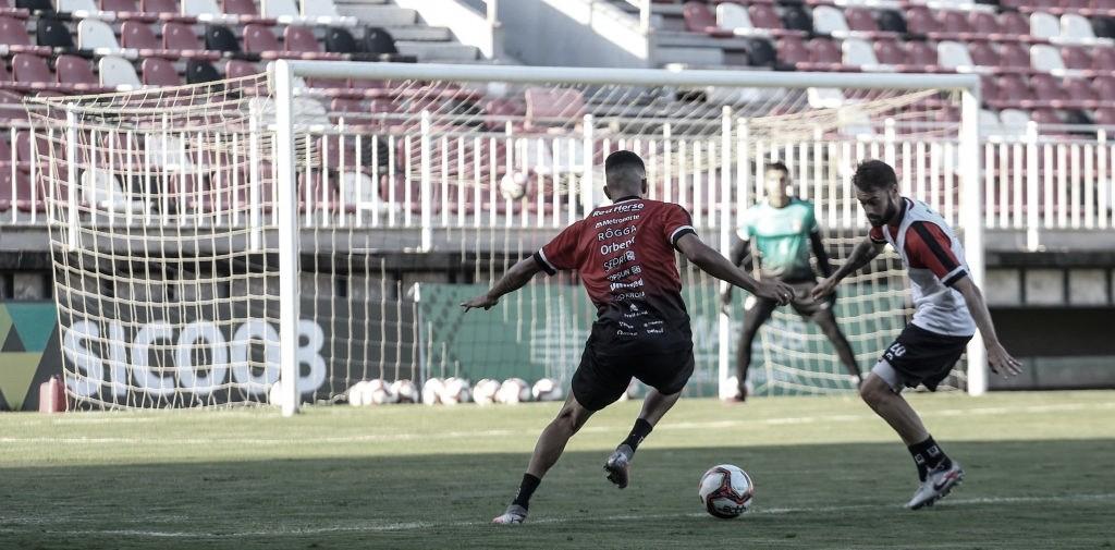Joinville encara Atlético-GO em jogo decisivo pela Copa do Brasil