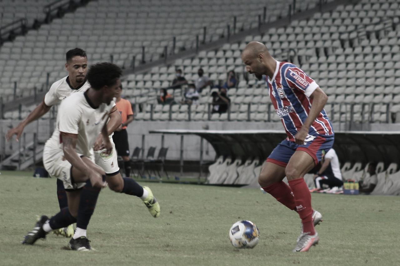 Em semifinal de tricolores, Fortaleza e Bahia duelam pela retomada da hegemonia no Nordeste