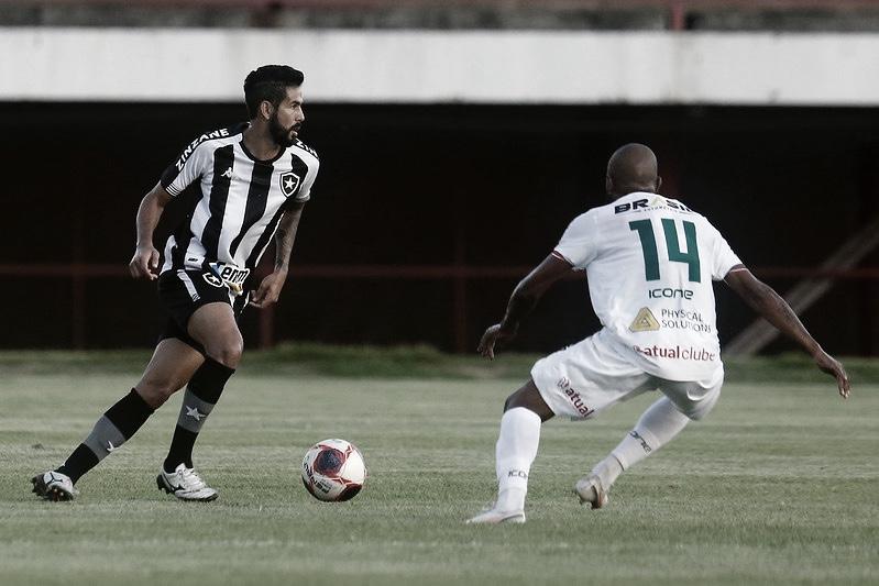 Para entrar no G-4, Botafogo encara Volta Redonda, que luta pela liderança do Carioca
