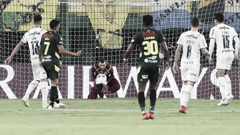 Gols e melhores momentos para Defensa y Justicia 1 x 2 Palmeiras pela Copa Libertadores