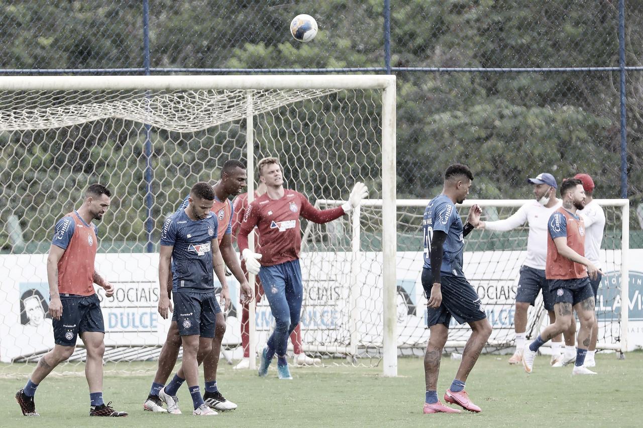 Bahia enfrenta ABC em confronto direto por classificação às quartas de final