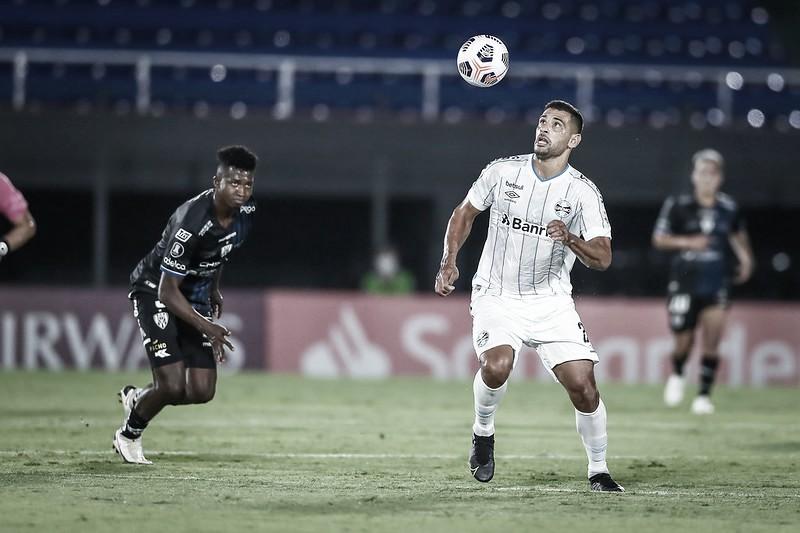 Grêmio sofre virada frente ao Independiente del Valle e se complica na Libertadores