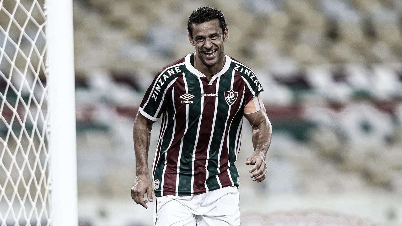 """Fred marca contra Nova Iguaçu e chega a 400 gols na carreira: """"Feliz demais"""""""